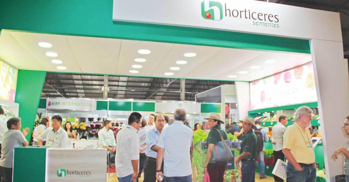 Degustação é destaque da Horticeres na 26ª Hortitec