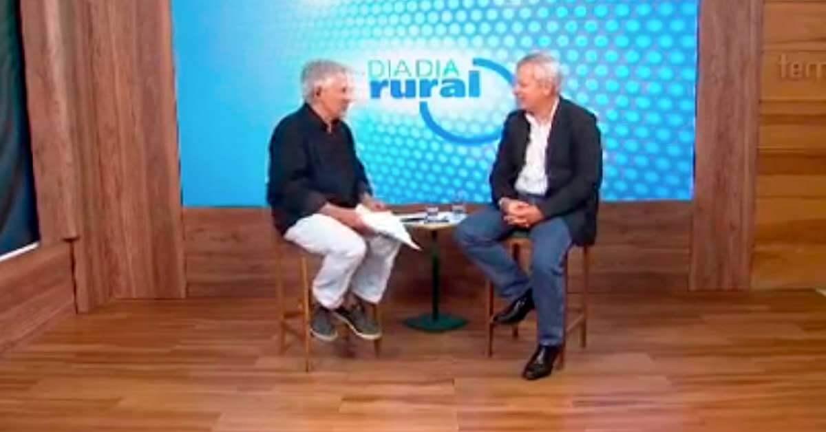Entrevista para o Programa Dia Dia Rural, 28/03/17