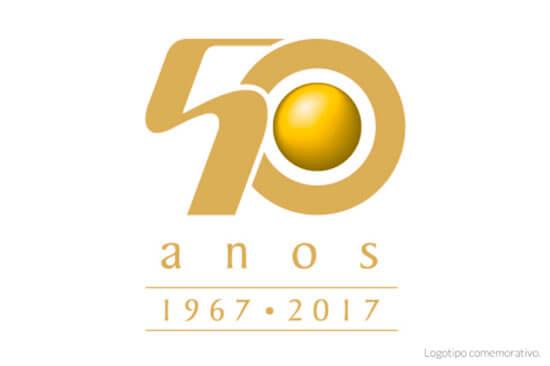 Logo 50 Anos Horticeres